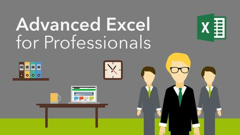 advanced excel courses